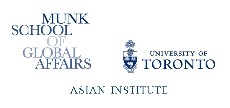 Logo for Asian Institute, Munk School of Global Affairs