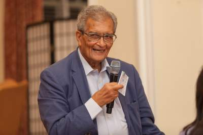 Image of Professor Amartya Sen