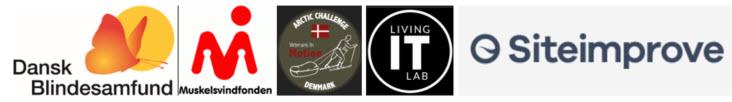 Images of disability organization logos