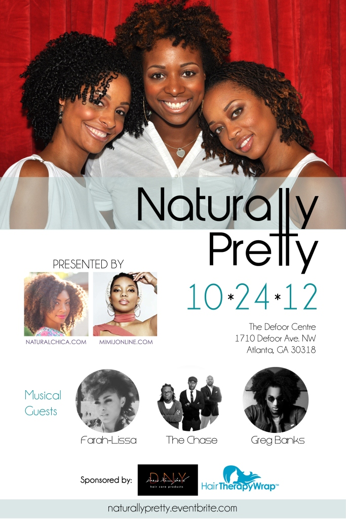 Naturally Pretty Event in Atlanta