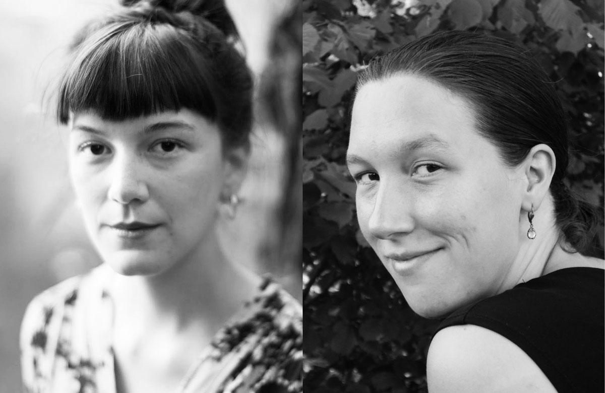 Charlotte Vanden Broeck en Lies Van Gasse