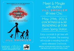 Book Signing & Reading with author Jill Smokler of Scary Mommy...