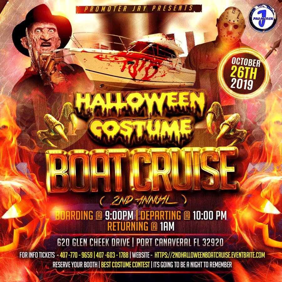 Halloween Costumes 2019 Adults.Halloween Costume Boat Cruise Dinner All Inclusive Adults Only