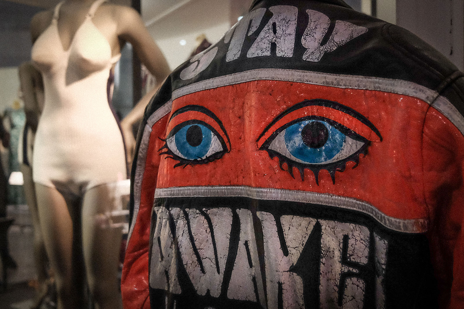 Stay Awake! BodyPolitic protest clothing