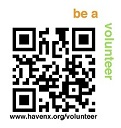 Be a Haven Volunteer