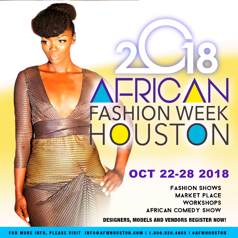 African Fashion Week Eventbrite