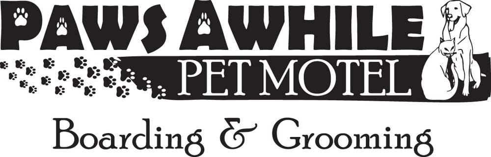 Sponsor Paws Awhile Pet Motel Boarding and Grooming
