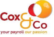 Cox & Co Logo