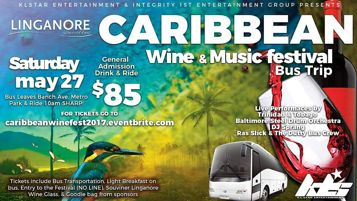 Caribbean Food And Wine Festival  Maryland