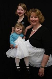 Mary Ann, Mikaela, Marissa