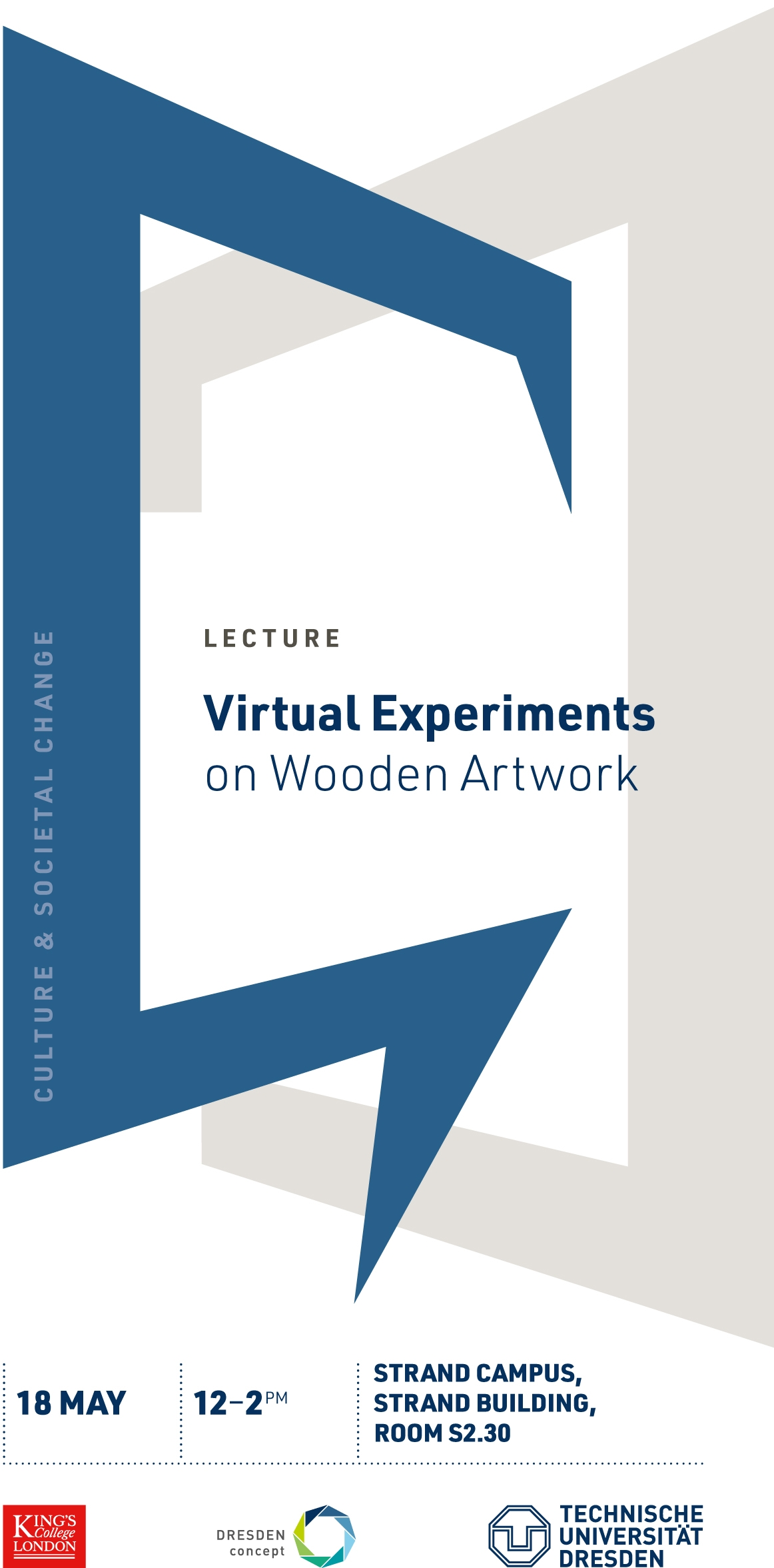 Virtual Experiments on Wooden Artwork