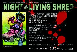 Night of the Living Shred, The Bay's Biggest Halloween Party