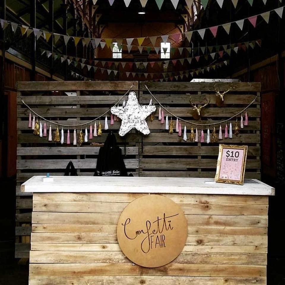 Confetti Fair, a boutique party fair