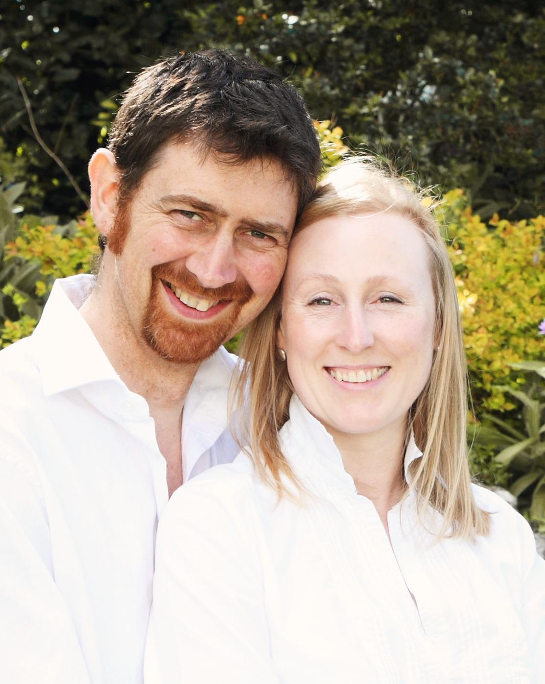 John & Rebecca