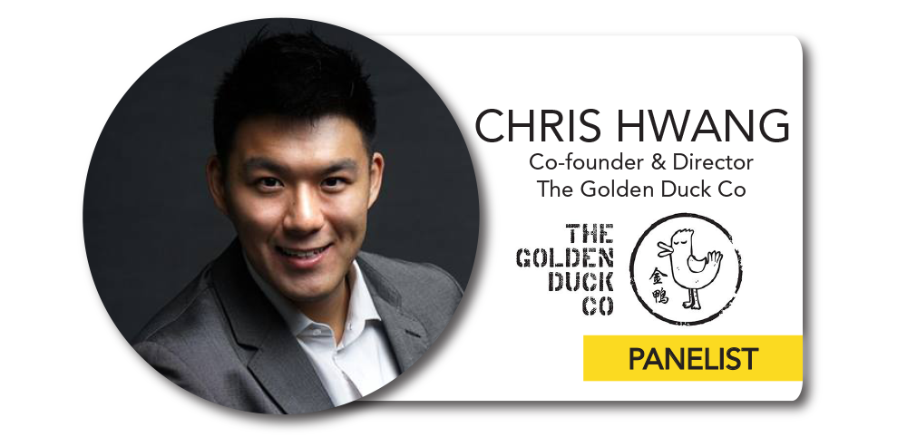 Chris Hwang The Golden Duck Co