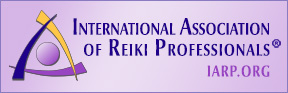 reiki master level IARP international certificate