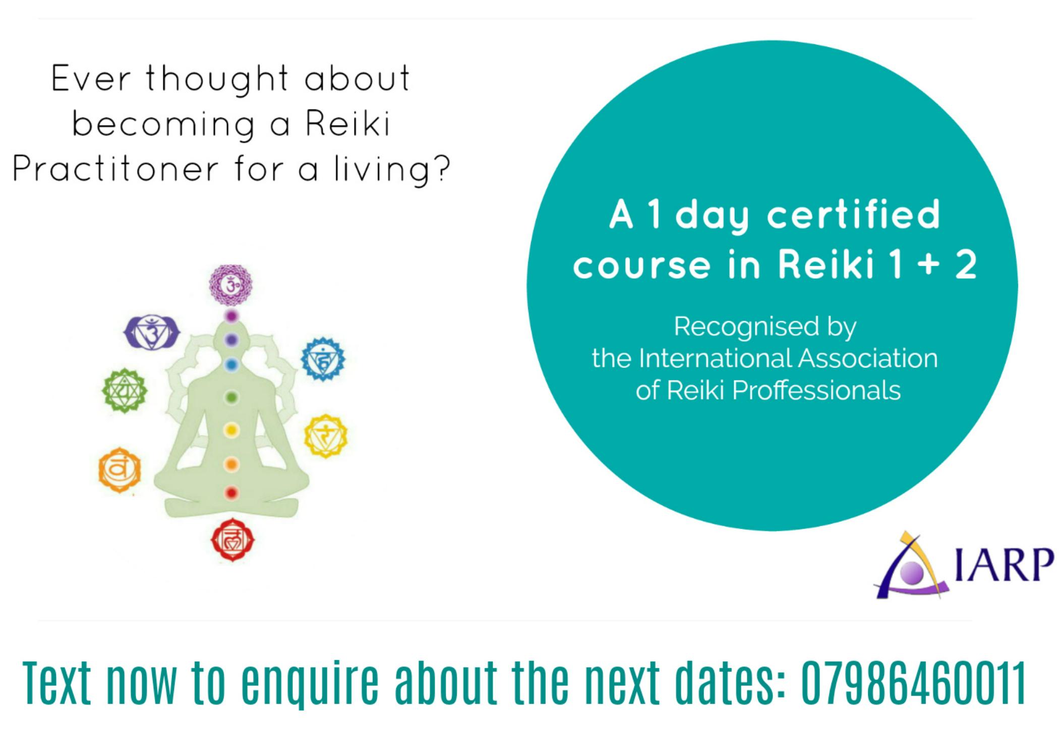 reiki healing lessons teacher brighton attunement master certificate certification level 1 2 healing chakras