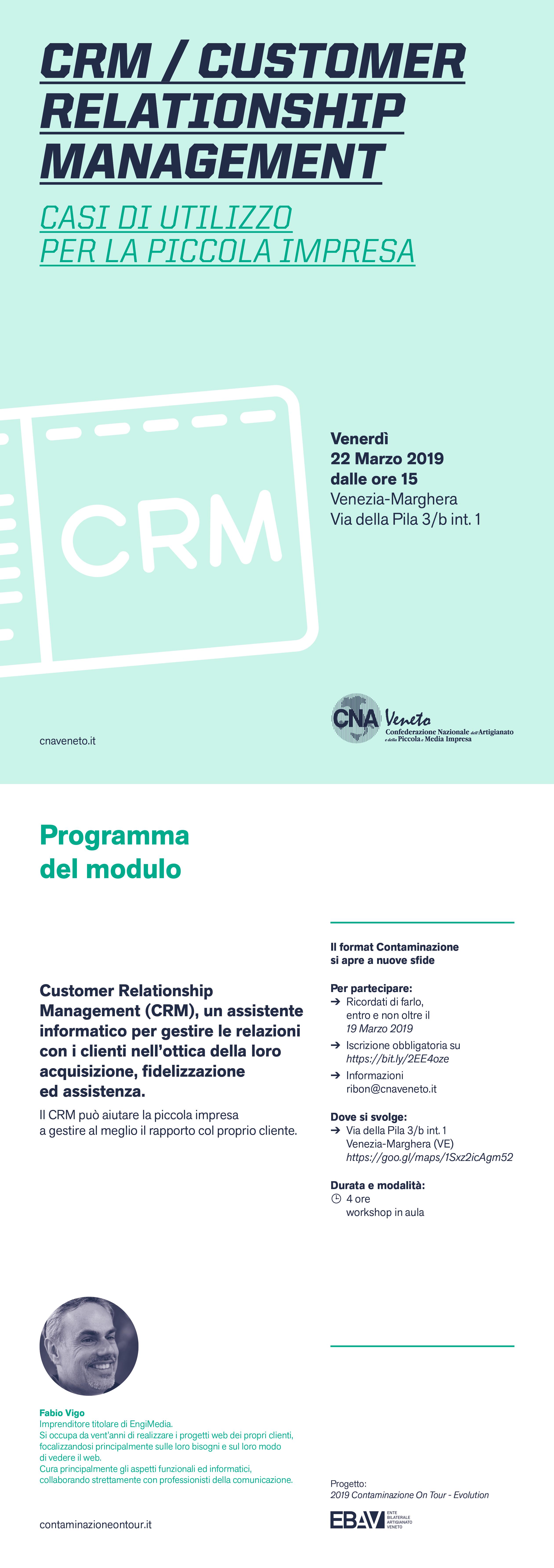 CRM / Customer Relationship Management - Casi di utilizzo per la piccola impresa