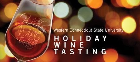 WCSU Holiday Wine Tasting