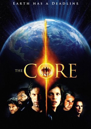 The Core movie poster