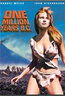 Movie cover for One Million Years BC
