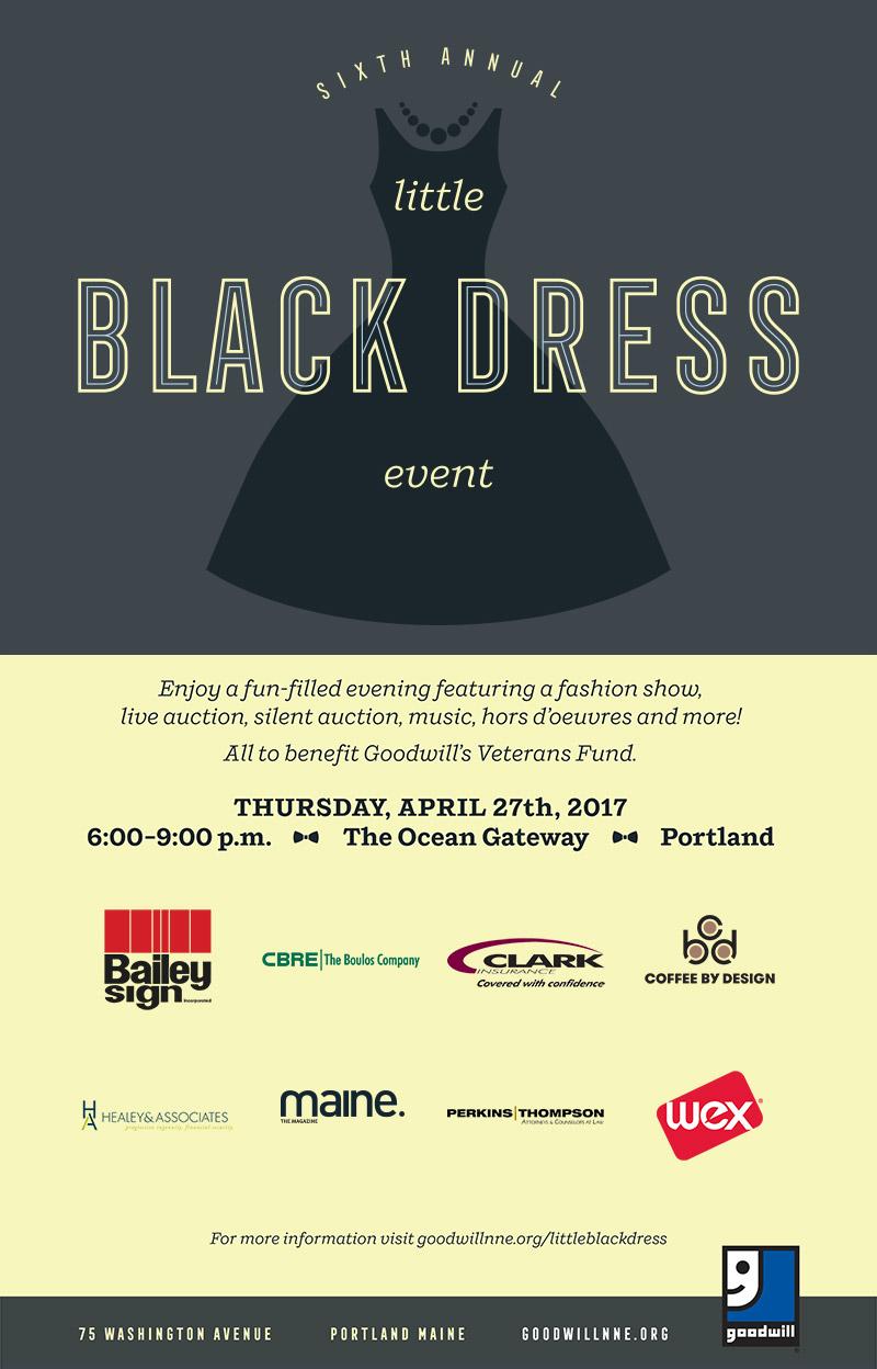 Little Black Dress Event 2017