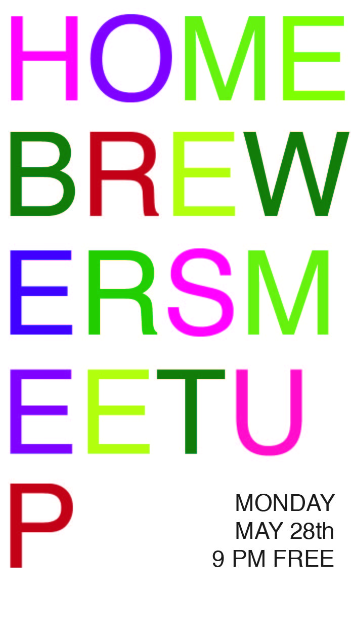 Homebrewer's Meet Up