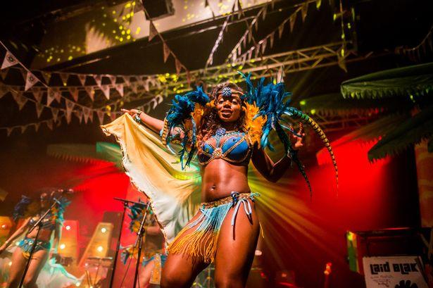 rum and reggae festival wrexham