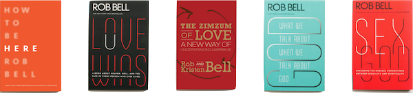Rob Bell books