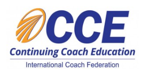 Coaching Accreditation Logo