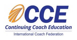 Coaching Accreditation Logo