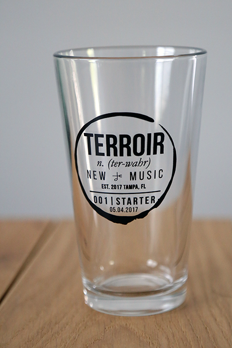 Terroir Pint Glass