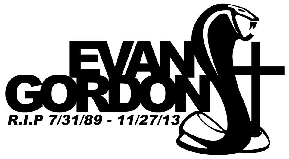 Evan Gordon RIP