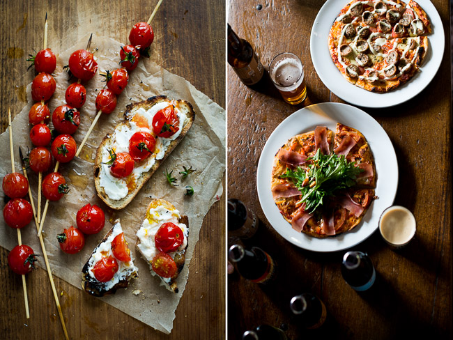 Food Photography and Styling Workshop with Todd Porter & Diane Cu