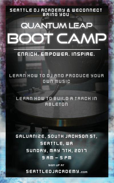 quantum leap bootcamp