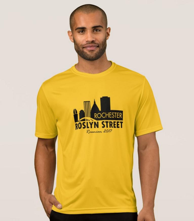 2017 T-shirt Gold