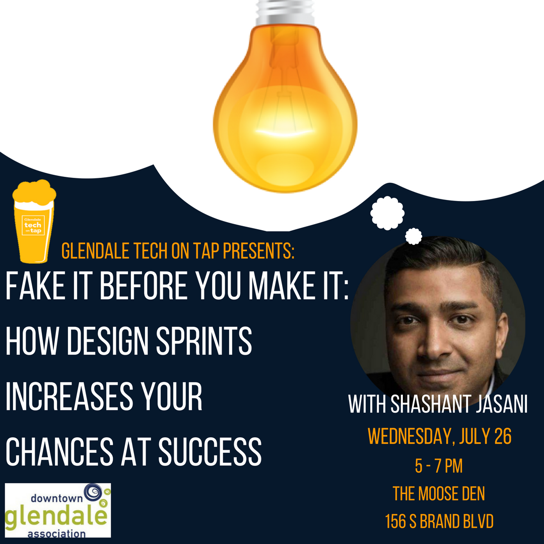 Fake It Before You Make It: How Design Sprints Increases Your Chances at Success