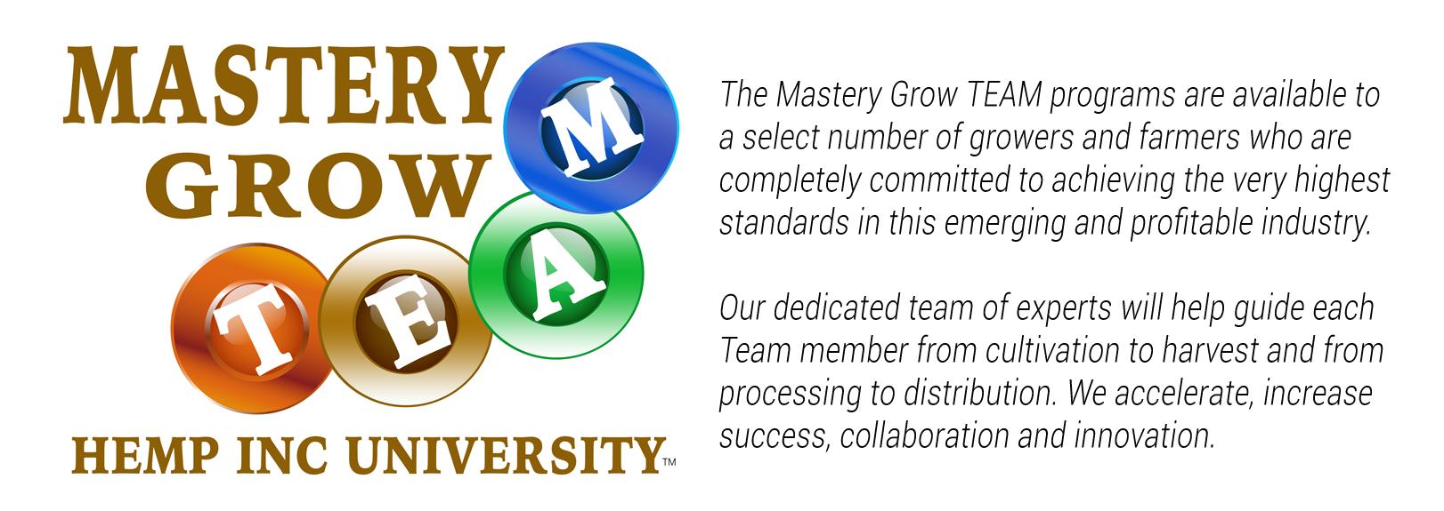 Char Mastery Gorw Team