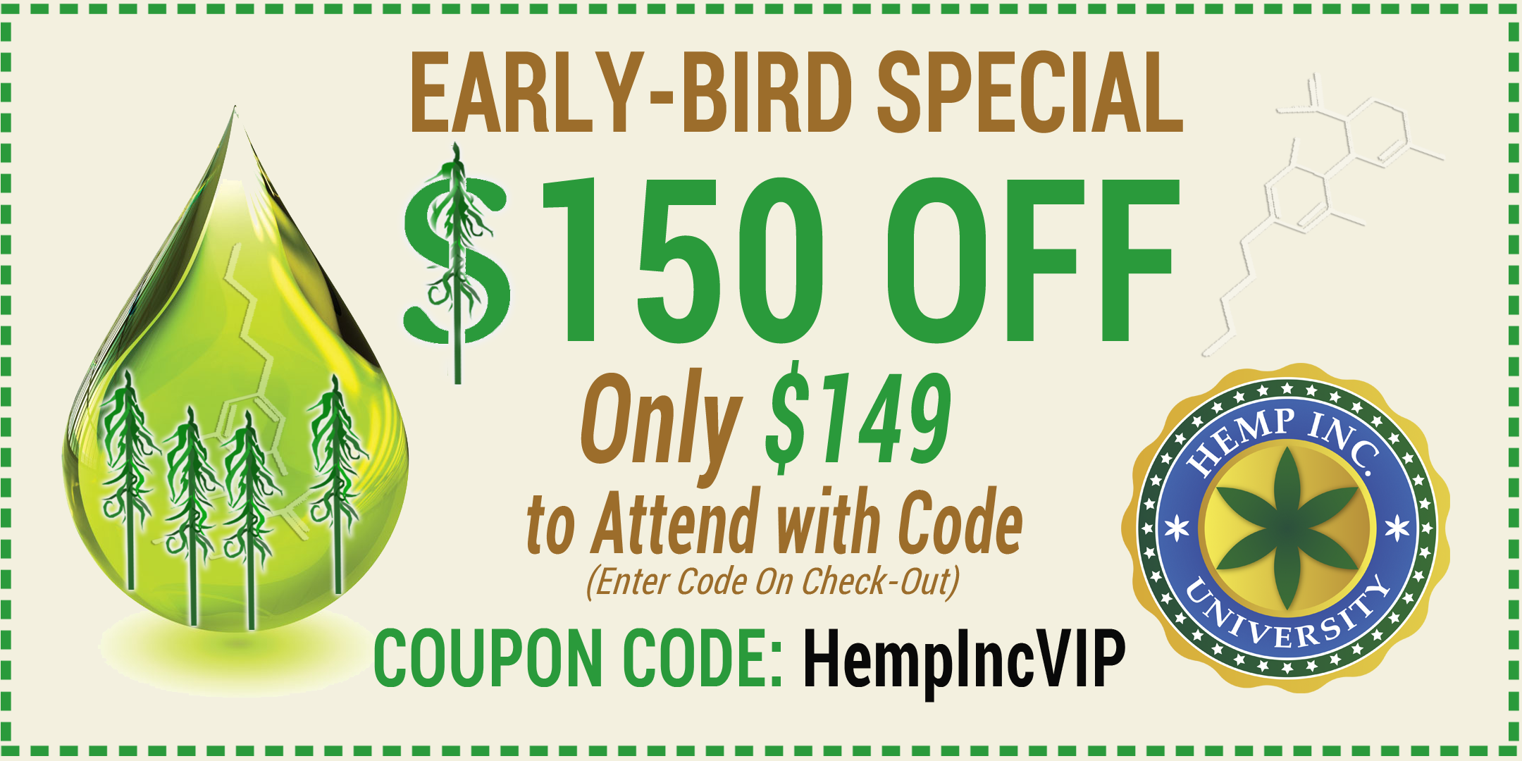 Growing hemp for profit the charlotte event 2018 tickets sat discount char malvernweather Choice Image