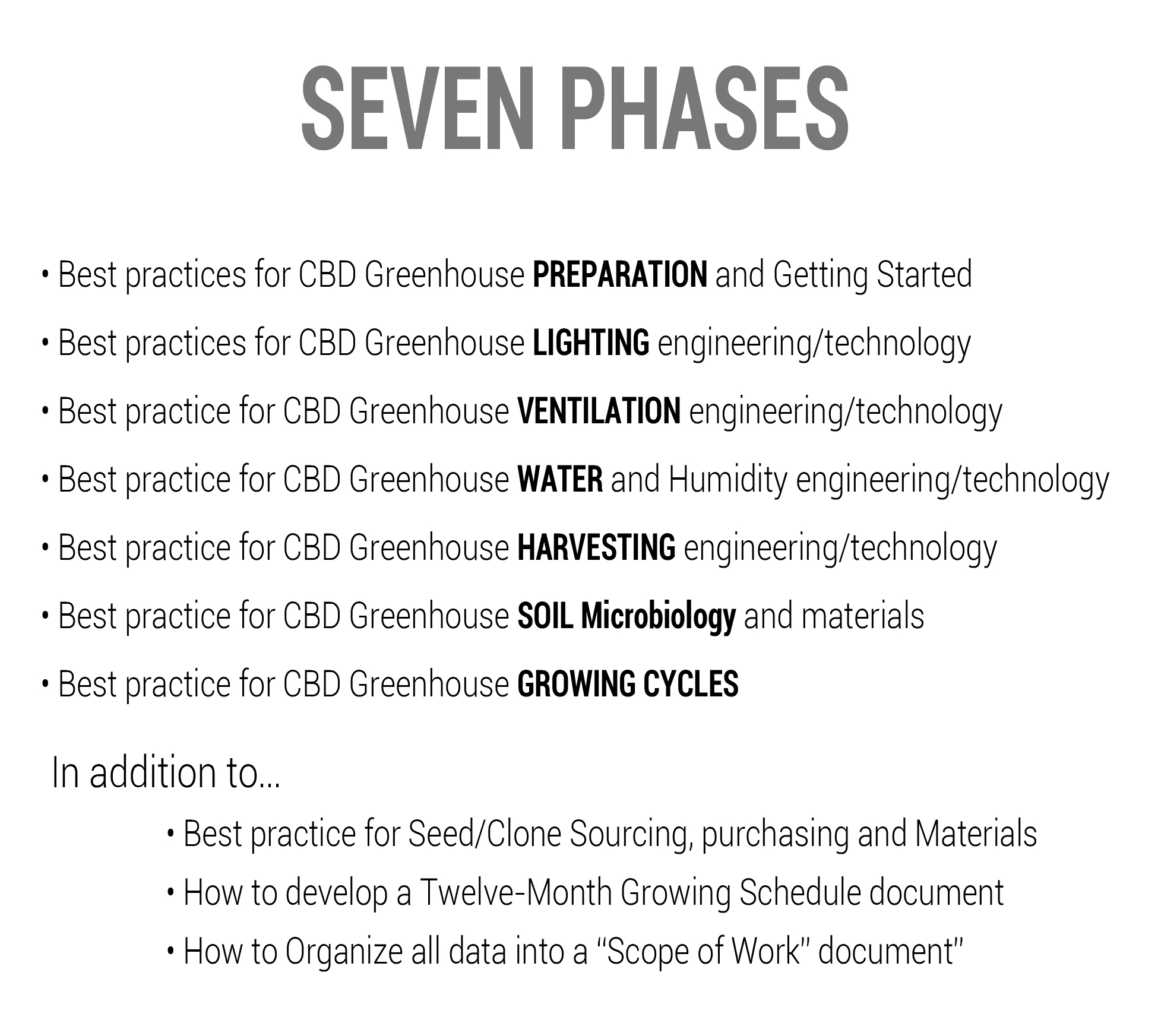 Seven Phases New