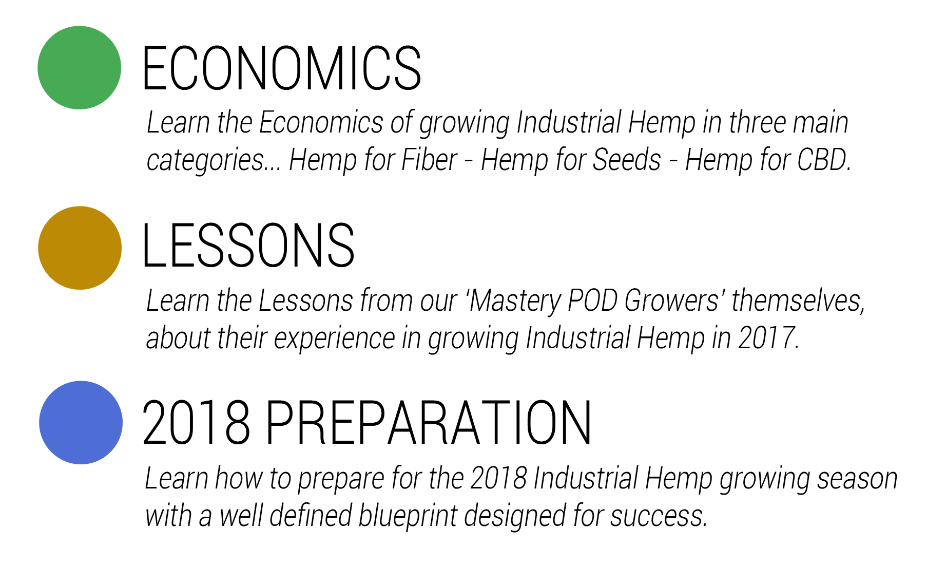 The hemp money event economics lessons planning for 2018 money event agenda sponsors discount malvernweather Choice Image
