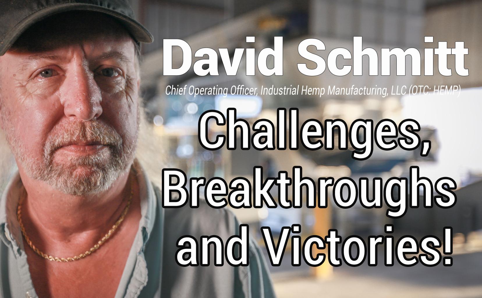 Money David Schmitt