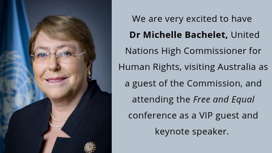 Dr Michelle Bachelet