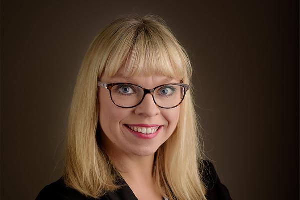 Portrait of Charlotte Baker