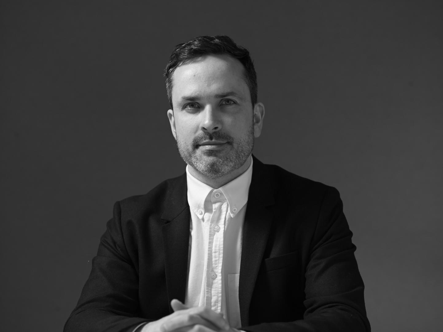 Portrait of David Wall