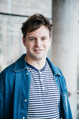 Portrait of Rory McCormick