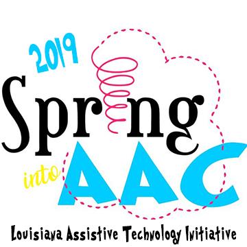 Spring Into AAC Logo