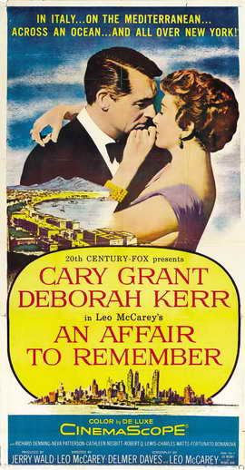 An Affair to Remember Movie Poster