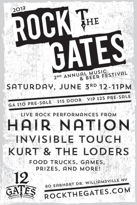 Rock The Gates 2017