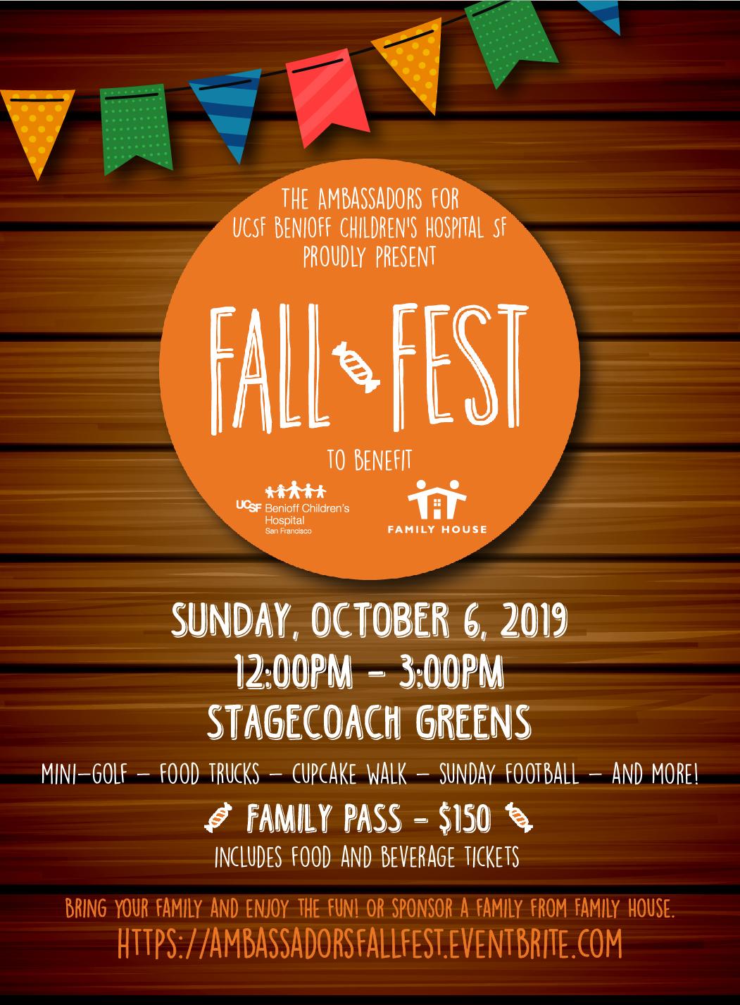 Fall Fest Tickets, Sun, Oct 6, 2019 at 12:00 PM   Eventbrite